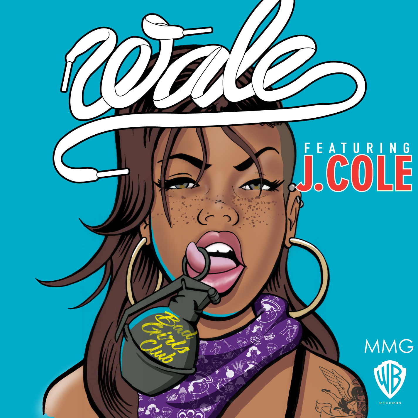 New wale ft j cole bad girls club