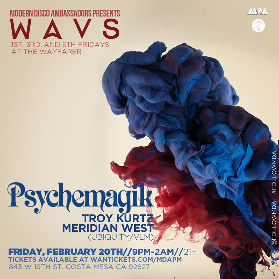 Psychemagik-WAVS