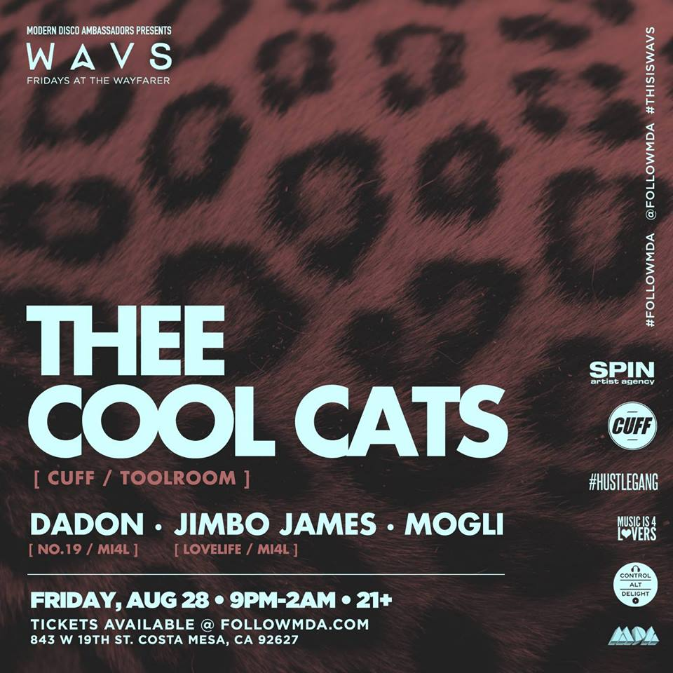 Thee-Cool-Cats-Giveaway-WAVS-MDA-Controlaltdelight